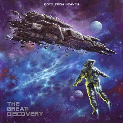 Boys From Heaven - The Great Discovery - CD