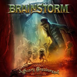 Brainstorm - Scary Creatures - CD