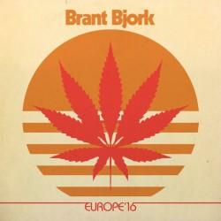 Brant Bjork - Europe '16 - DOUBLE LP Gatefold