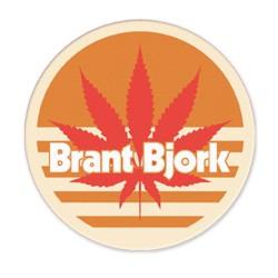 Brant Bjork - Europe '16 - Patch