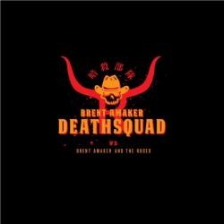 Brent Amaker DeathSquad / Brent Amaker & The Rodeo - Brent Amaker Deathsquad Vs. Brent Amaker And The Rodeo - CD DIGIPAK