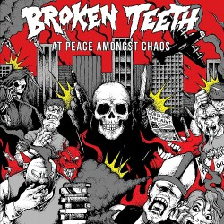 Broken Teeth HC - At Peace Amongst Chaos - CD
