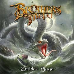 Brothers Of Metal - Emblas Saga - CD