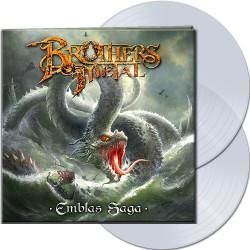 Brothers Of Metal - Emblas Saga - DOUBLE LP GATEFOLD COLOURED