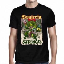 Brujeria - Satongo-Parte Hombre - T-shirt (Homme)