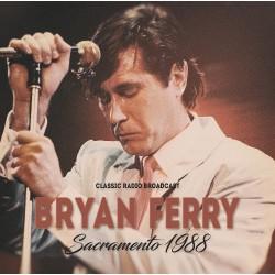 Bryan Ferry - Sacramento 1988 / Radio Broadcast - CD