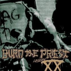 Burn The Priest - Legion: XX - CD