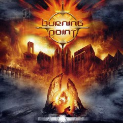 Burning Point - Empyre - CD