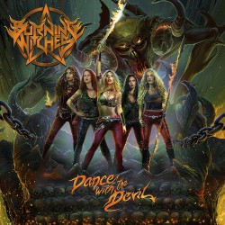 Burning Witches - Dance With The Devil - CD