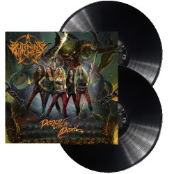 Burning Witches - Dance With The Devil - DOUBLE LP Gatefold