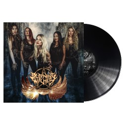 Burning Witches - Wings Of Steel - Mini LP