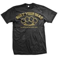 Bury Your Dead - Brass Knuckles - T-shirt (Men)