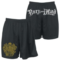 Bury Your Dead - Brass Knuckles - Gym Shorts (Men)