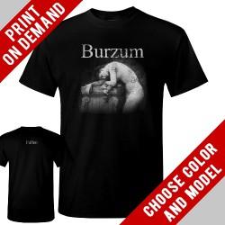 Burzum - Fallen - Print on demand