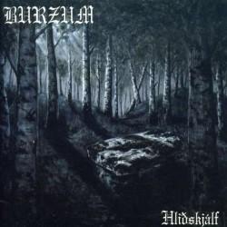 Burzum - Hlidskjalf - LP Gatefold