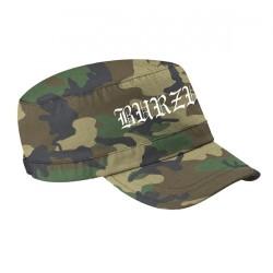 Burzum - Logo (Camo) - CAP