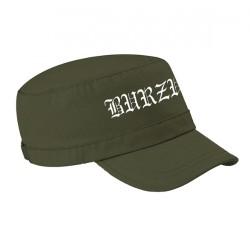 Burzum - Logo (Olive) - CAP