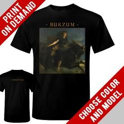 Burzum - Umskiptar - Print on demand