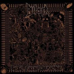 Butcher - Bestial Fükkin' Warmachine - LP