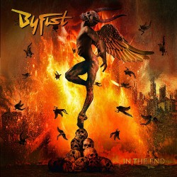 Byfist - In The End - CD