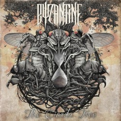 Byzantine - The Cicada Tree - DOUBLE LP GATEFOLD COLOURED