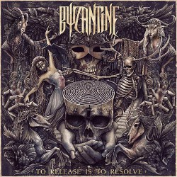 Byzantine - To Release Is To Resolve - CD