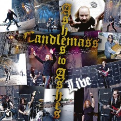 Candlemass - Ashes to Ashes - DOUBLE LP GATEFOLD COLOURED