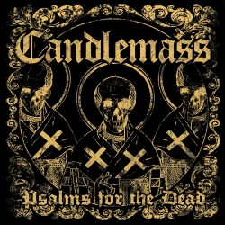 Candlemass - Psalms for the Dead - DOUBLE LP Gatefold