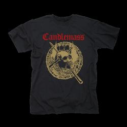 Candlemass - The Door To Doom - T-shirt (Homme)