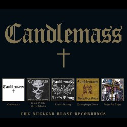 Candlemass - The Nuclear Blast Recordings - 5CD BOX