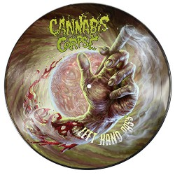 Cannabis Corpse - Left Hand Pass - LP PICTURE + Digital