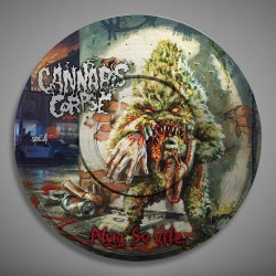 Cannabis Corpse - Nug So Vile - LP PICTURE + Digital