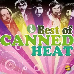 Canned Heat - Best Of - DOUBLE CD