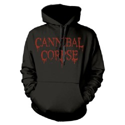 Cannibal Corpse - Dripping Logo - Hooded Sweat Shirt (Homme)