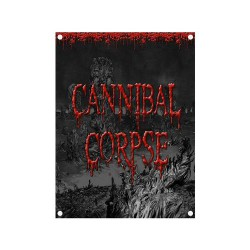 Cannibal Corpse - Skeletal Domain - FLAG
