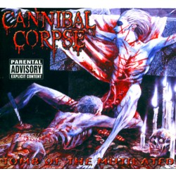 Cannibal Corpse - Tomb Of The Mutilated - CD DIGIPAK