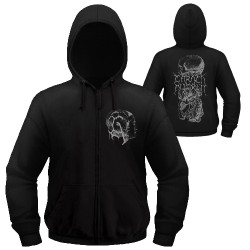 Carach Angren - Anatomy - Hooded Sweat Shirt Zip (Homme)