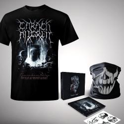 Carach Angren - Franckensteina Strataemontanus - Digibox + T-shirt bundle (Homme)