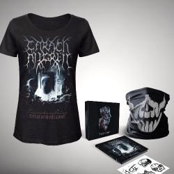 Carach Angren - Franckensteina Strataemontanus - Digibox + T-shirt bundle (Femme)