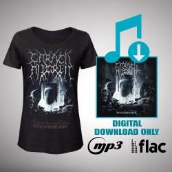 Carach Angren - Franckensteina Strataemontanus - Digital + T-shirt bundle (Femme)