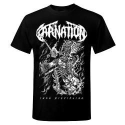 Carnation - Iron Discipline - T-shirt (Homme)