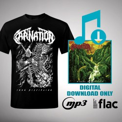 Carnation - Where Death Lies - Digital + T-shirt bundle (Homme)