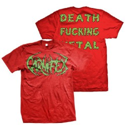 Carnifex - Death Metal Goo! - T-shirt (Men)