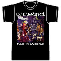 Cathedral - Forest of Equilibrium - T-shirt (Men)