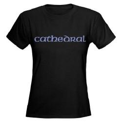 Cathedral - Logo - T-shirt (Women)