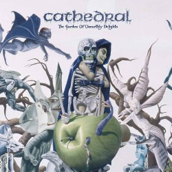 Cathedral - The Garden of Unearthly Delights - DOUBLE LP GATEFOLD COLOURED