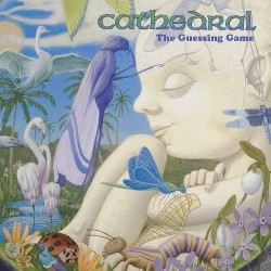 Cathedral - The Guessing Game - DOUBLE LP GATEFOLD COLOURED