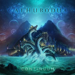 Cathubodua - Continuum - CD