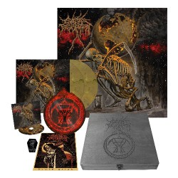 Cattle Decapitation - Death Atlas - WOOD BOX