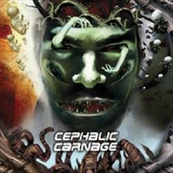 Cephalic Carnage - Conforming to Abnormality - CD